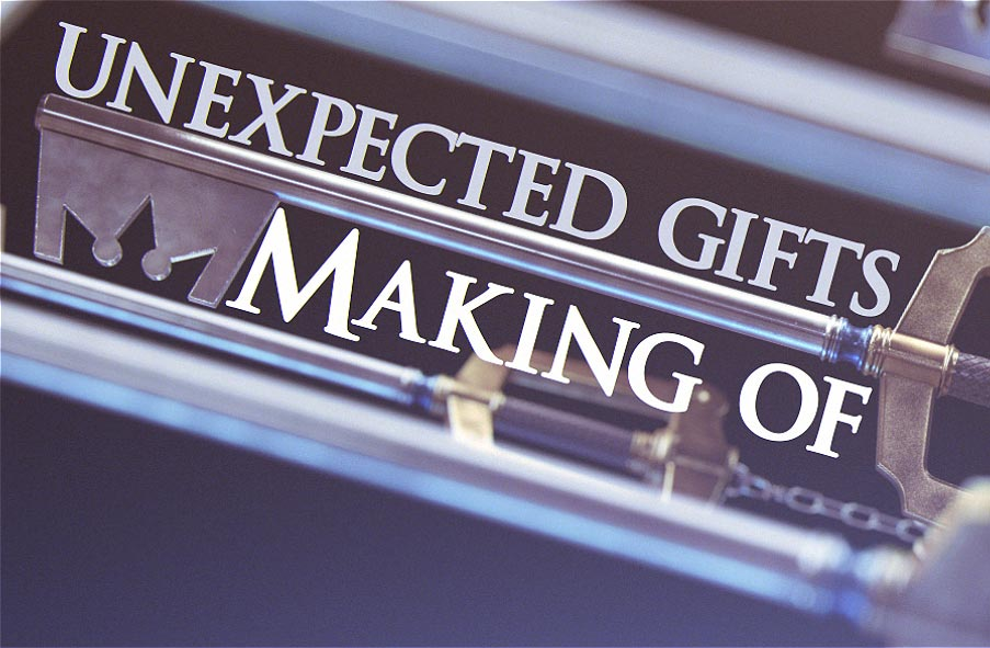 Unexpected Gifts – Making of