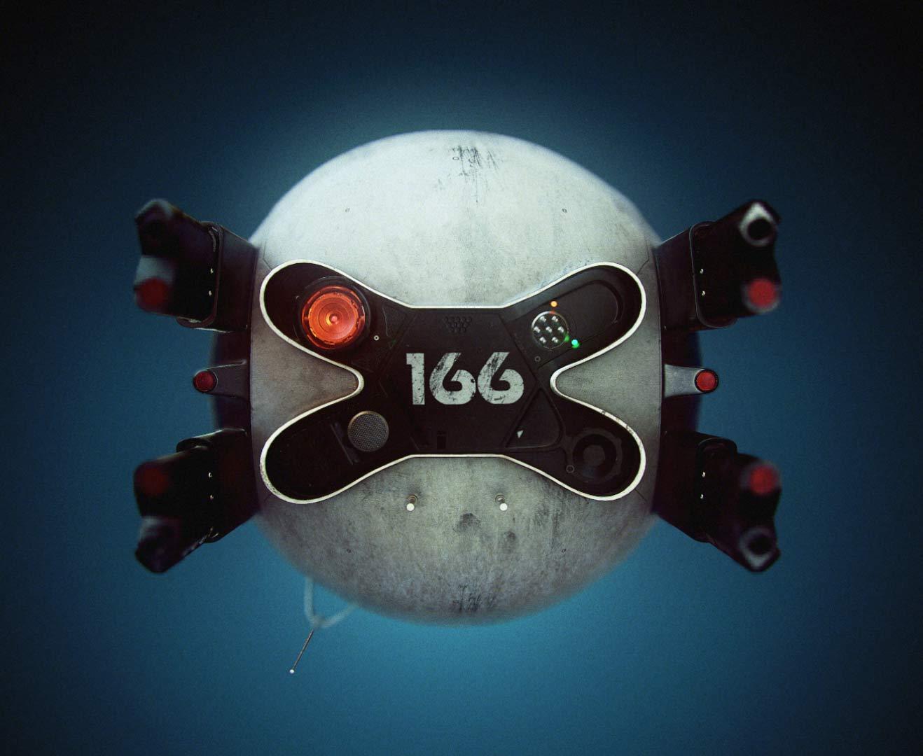 Oblivion drone – 2016